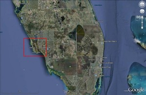 Sanibe/Captiva Island Map