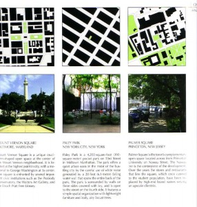 Open Space - ©The Language of Towns and Cities