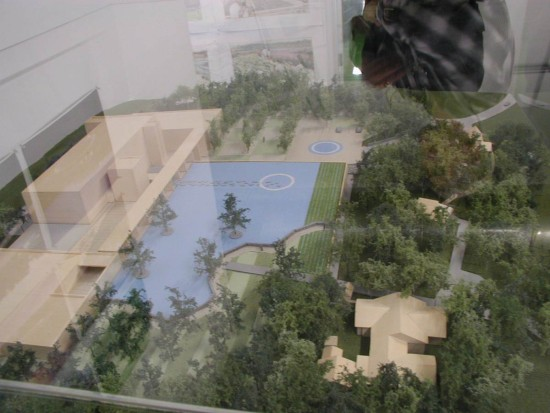 PWP事務所における豊田市美術館のモデル